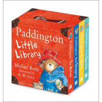 Paddington Little Library by Michael Bond, 9780008195809