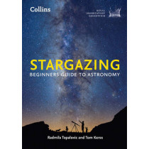 Collins Stargazing: Beginners guide to astronomy by Royal Observatory Greenwich, 9780008196271