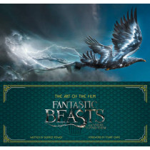 The Art of the Film: Fantastic Beasts and Where to Find Them by Dermot Power, 9780008204617