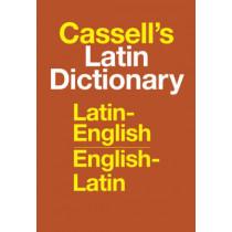 Cassell's Standard Latin Dictionary - Latin/English - English/Latin, 9780025225800