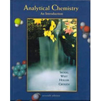Analytical Chemistry : An Introduction: An introduction by Stanley R. Crouch, 9780030202933