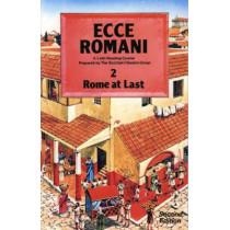 Ecce Romani Book 2 2nd Edition Rome At Last by Scottish Classics Group, 9780050034668