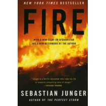 Fire by Sebastian Junger, 9780060088613