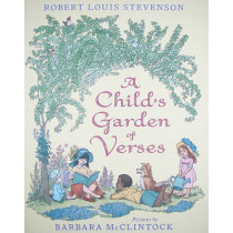 A Child's Garden of Verses by Robert Louis Stevenson, 9780060282288