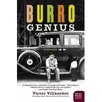 Burro Genius: A Memoir by Victor Villasenor, 9780060526139