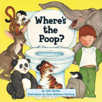 Where's the Poop? by Julie Markes, 9780060530891