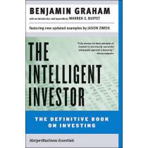 The Intelligent Investor by Benjamin Graham, 9780060555665