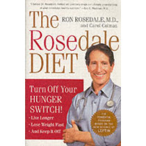 The Rosedale Diet by Ron Rosedale, 9780060565732