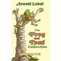 Frog and Toad Collection by Arnold Lobel, 9780060580865