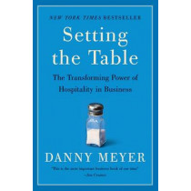 Setting the Table by Danny Meyer, 9780060742768