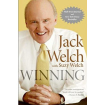 Winning by Jack Welch, 9780060753948