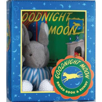 Goodnight Moon: Board Book and Bunny by Margaret Wise Brown, 9780060760274