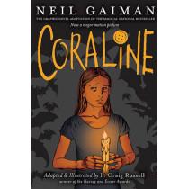 Coraline by Neil Gaiman, 9780060825454