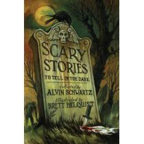 Scary Stories to Tell in the Dark by Alvin Schwartz, 9780060835200