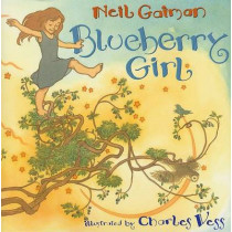 Blueberry Girl by Neil Gaiman, 9780060838089