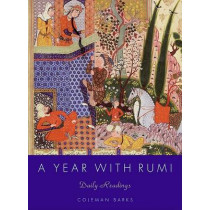 A Year With Rumi: Daily Readings by Coleman Barks, 9780060845971