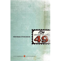 The Crying of Lot 49 by Thomas Pynchon, 9780060913076