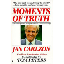 Moments of Truth by Jan Carlzon, 9780060915803