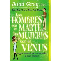 Hombres Son de Marte, Las Mujeres Son de Venus, Los by John Gray, 9780060951436
