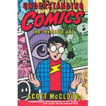 Understanding Comics by Scott McCloud, 9780060976255