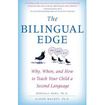 Bilingual Edge, the by Kendall King, 9780061246562