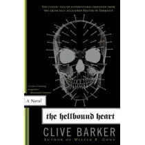 The Hellbound Heart by Clive Barker, 9780061452888