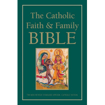 NRSV, The Catholic Faith and Family Bible, Paperback by HarperCollins Publishers, 9780061496264