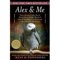 Alex & Me by Irene Pepperberg, 9780061673986