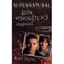 Supernatural: John Winchester's Journal by Alex Irvine, 9780061706622