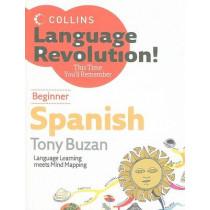 Beginner Spanish by Tony Buzan, 9780061774362