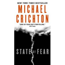 State of Fear by Michael Crichton, 9780061782664