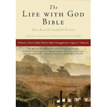 NRSV, The Life with God Bible, Compact, Paperback by Richard J. Foster, 9780061834967