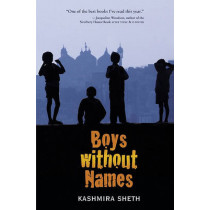 Boys without Names by Kashmira Sheth, 9780061857621