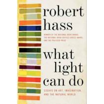 What Light Can Do: Essays on Art, Imagination, and the Natural World by Robert Hass, 9780061923913