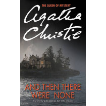 And Then There Were None by Agatha Christie, 9780062073488