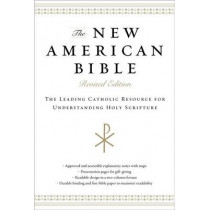 The New American Bible, Revised Edition, Hardcover, Black: The Leading Catholic Resource for Understanding Holy Scripture by Harper Bibles, 9780062084736