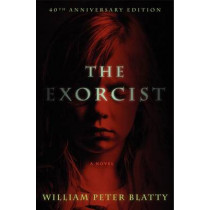 The Exorcist: 40th Anniversary Edition by William Peter Blatty, 9780062094353
