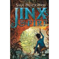 Jinx's Fire by Sage Blackwood, 9780062129970