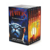 Warriors: Power of Three Box Set: Volumes 1 to 6 by Erin Hunter, 9780062367167