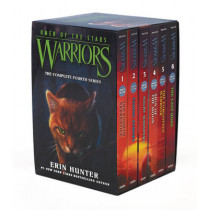 Warriors: Omen of the Stars Box Set: Volumes 1 to 6 by Erin Hunter, 9780062382641