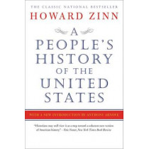 A People's History of the United States by Howard Zinn, 9780062397348