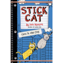 Stick Cat: Cats in the City by Tom Watson, 9780062411020