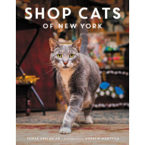 Shop Cats of New York by Tamar Arslanian, 9780062432025