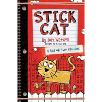 Stick Cat: A Tail of Two Kitties by Tom Watson, 9780062457165