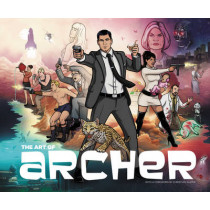 The Art of Archer by Neal Holman, 9780062484130