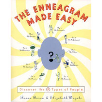 The Enneagram Made Easy: Discover the 9 Types of People by Renee Baron, 9780062510266