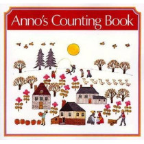 Anno's Counting Book by Mitsumasa Anno, 9780064431231