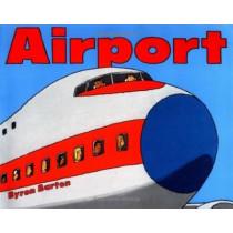 Airport by Byron Barton, 9780064431453