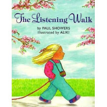 The Listening Walk by Paul Showers, 9780064433228