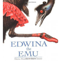 Edwina the Emu by Sheena Knowles, 9780064434836